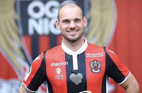 Sneijder: Nice spiller god fodbold
