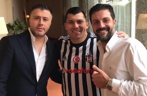 Besiktas henter Medel i Inter
