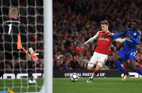 Arsenal comeback-sejrede i PL-premieren