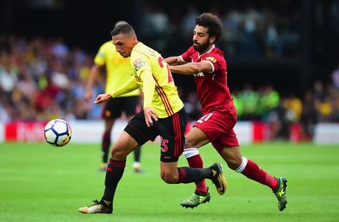 Watford tog point mod Liverpool i overtiden