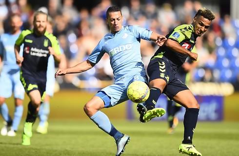 Randers og Brøndby delte i offside-fest
