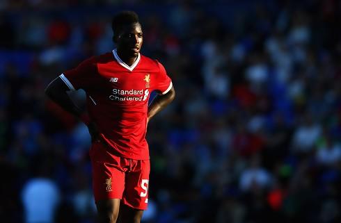 Liverpool udlejer ung kantspiller til Rangers
