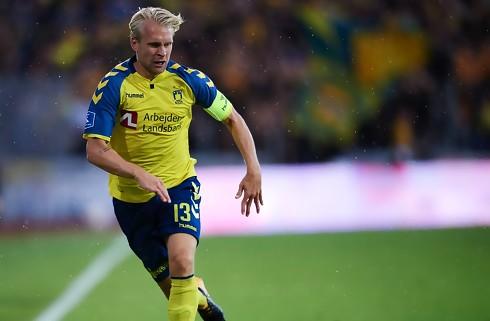Brøndby-kaptajn: Måske min bedste periode