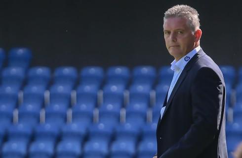 Esbjerg-træner: Kan ikke bebrejde spillerne