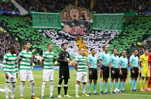 Celtic kunne ikke knække AEK