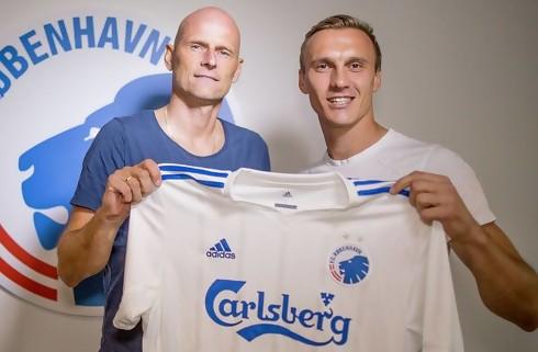 Officielt: FCK henter Martin Pusic