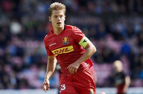 Mathias Jensen stolt af anførerrolle i FCN
