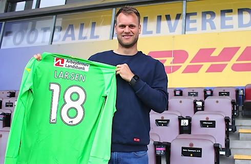 Nicolai L. havde studeret AIK's straffeskytter
