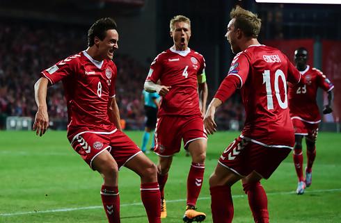 Danmark hopper 20 pladser frem på ranglisten