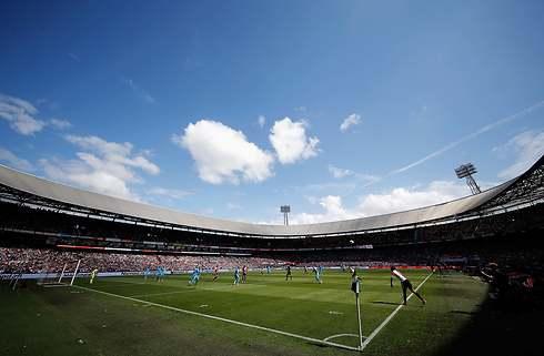 Feyenoord henter argentinsk stopper
