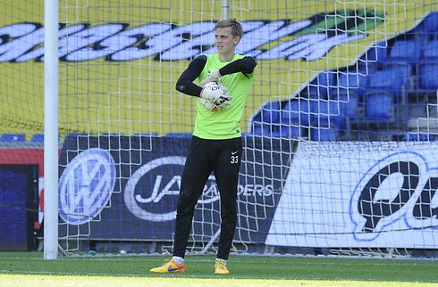 Viborg-keeper: U21-udtagelse er en motivation