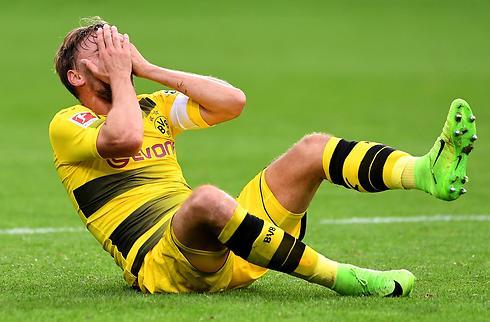 Dortmund-kaptajn ude seks uger