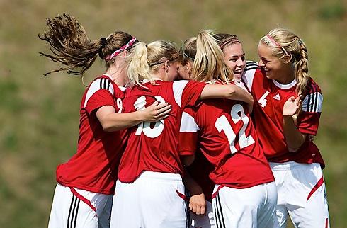 U19-landsholdet henter ny sejr: 5-1 over Slovakiet
