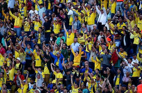 Las Palmas vandt bundopgør i Malaga