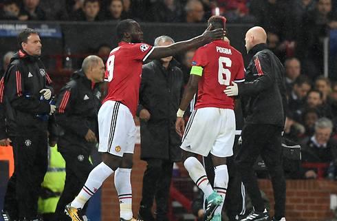 Pogba udgik i United-show mod Basel