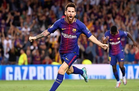 Messi førte an da Barcelona nedlagde Juventus
