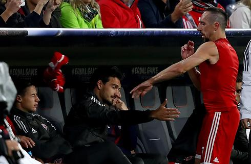Bayern-boss vil have alvorssnak med Ribery