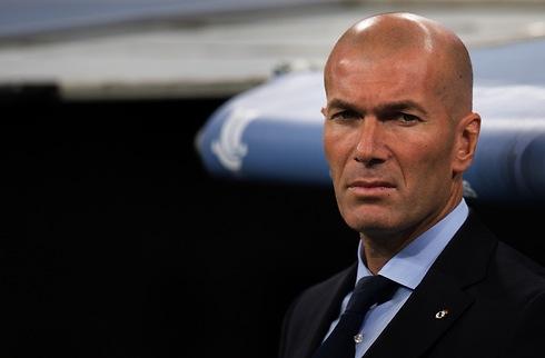 Sikker Zidane: Jeg kender mine transfermål