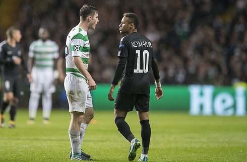18-årig Celtic-back: Jeg frygtede ikke Neymar