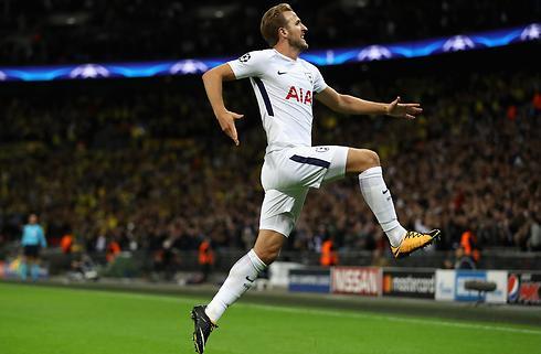 Kane: Et af de bedste mål i min karriere