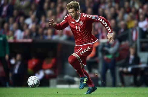 Bendtner målløs over landsholds-modtagelse
