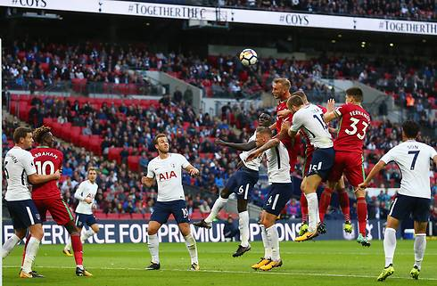 Swansea holdt Tottenham fra fadet