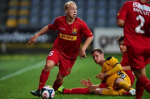 Aaquist får en ny chance i FCN