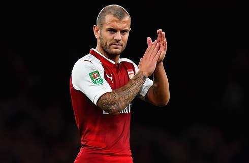 Wilshere glad for sin fysiske form