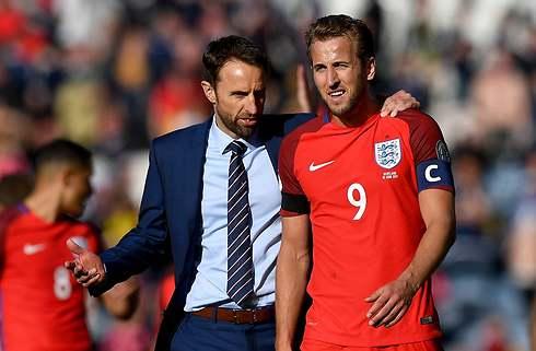 Harry Kane: England har intet at tabe