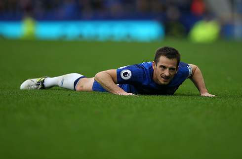 Baines tager sin 13. sæson i Everton