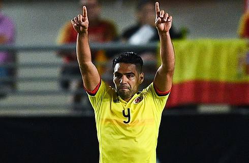 Falcao: VM en drøm der går i opfyldelse