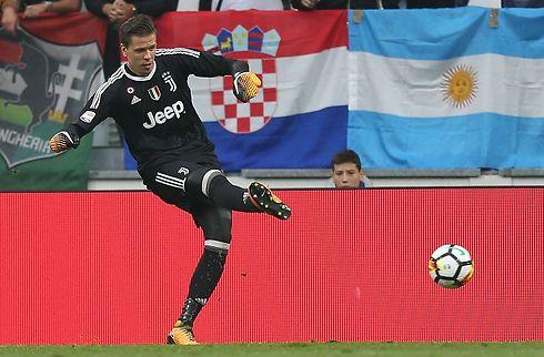 Szczesny-agent: Ny Buffon-kontrakt er okay