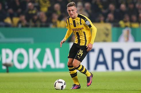Dortmund melder Bruun Larsen klar