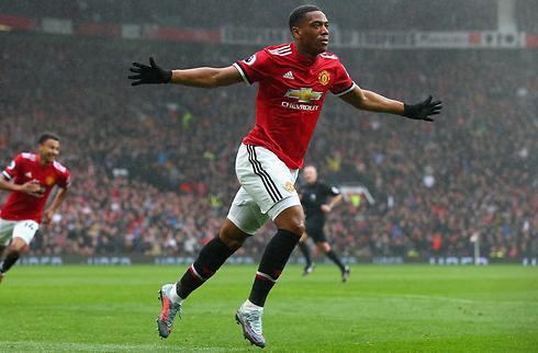 Agent: Martial vil væk fra Manchester United