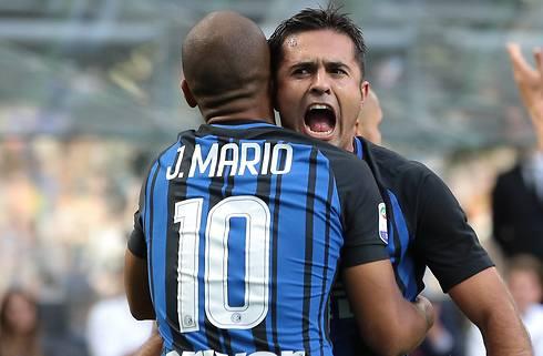 Inter sender Eder til Kina