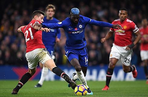 Chelsea sender Bakayoko til Milan