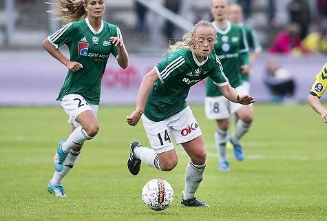 Karoline Smidt: Fedt at være tilbage