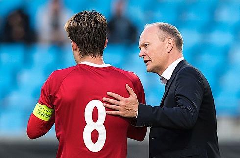 U21-boss: Mathias Jensen har hele pakken