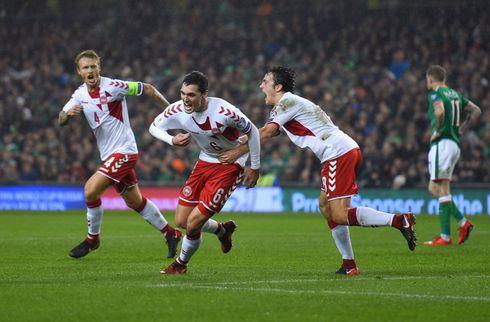 Danmark jagter ny succes i Dublin