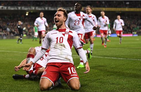 Overlegen Eriksen bragede Danmark til VM