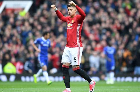 Rojo: Vil ikke forlade England uden ligatitel