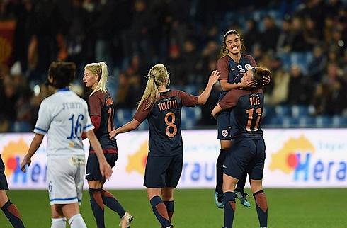Veje med assist i fransk premiere-sejr