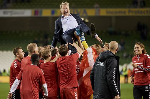 Danmark spiller Nations League i Aarhus