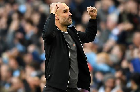 Guardiola hylder assist-helten Mendy