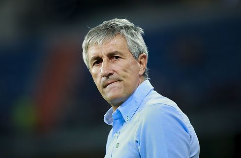 Real Betis vinker farvel til cheftræneren