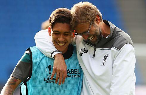 Firmino sværger Liverpool troskab