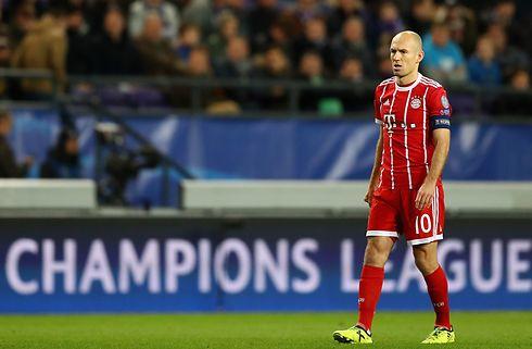 Robben er tvivlsom til Dortmund-brag