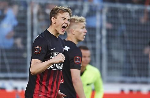 FCM udlejer Kristian Riis til Esbjerg