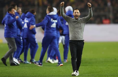 Schalke-boss lettet og stolt efter derby-sejr