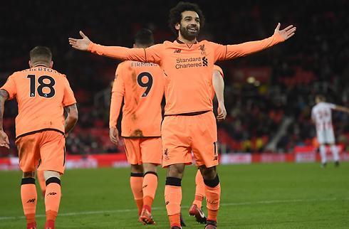 Mohamed Salah meldt klar til City-brag